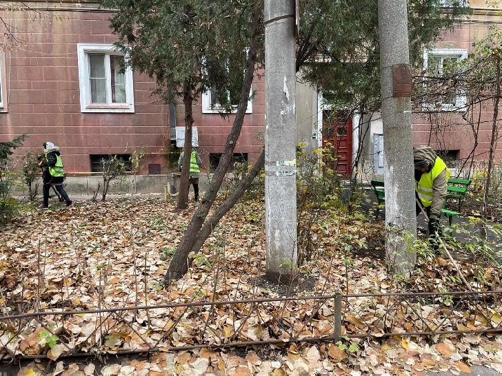 Primaria municipiului Ploiesti.Programul actiunilor de curatenie.2 decembrie 2020