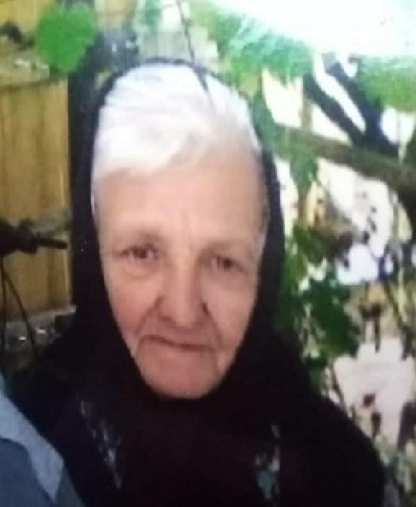 O bătrână din oraşul Vălenii de Munte este dată dispărută. Dacă o vedeţi sunaţi la Poliţie
