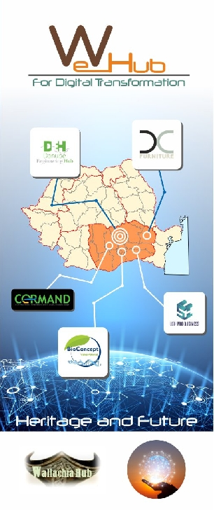 Transformarea digitală a regiunii Sud-Muntenia are la bază un proces amplu de instruire