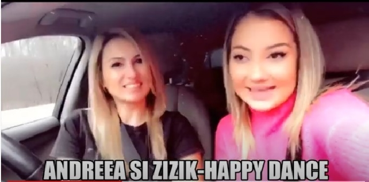 URARE ANIVERSARA ANDREEA SI ZIZIK (HAPPY DANCE) - IPC 10 ANI .(VIDEO )