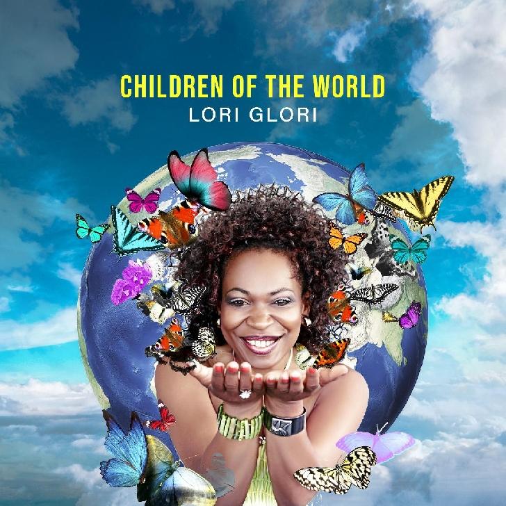 """Lori Glori lansează un imn pentru copiii din întreaga lume, """"Children of the World"""""""