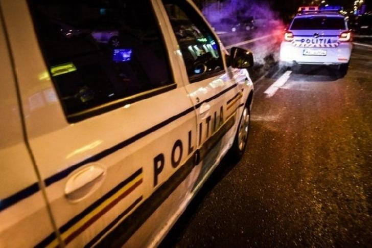 Un şofer a fost împuşcat de poliţiştii prahoveni, după o urmărire în trafic