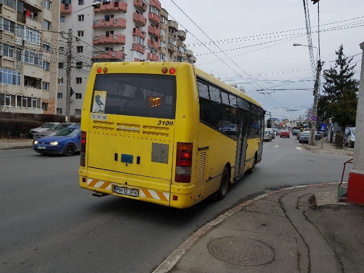 ANUNT TCE Ploiesti . Circulatia autobuzelor  intre Bulevardul Republicii si Piata Victoriei va fi restrictionat pe 22 decembrie 2020