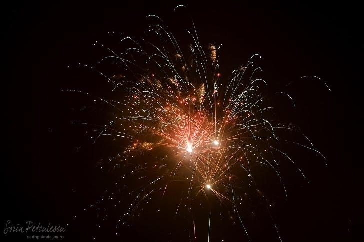 Foc artificii Revelion 2021 -Bariera Bucuresti Ploiesti (vezi video)