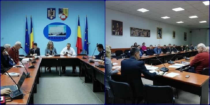 Comitetul Judeţean pentru Situaţii de Urgenţă Prahova . Masuri privind prevenirea şi combaterea efectelor pandemiei de  COVID 19-SARS COV 2
