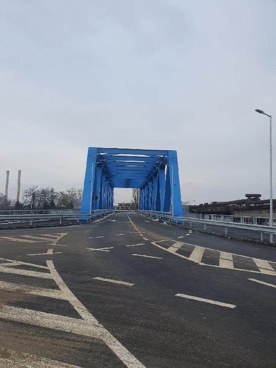 Primaria Ploiesti a recepţionat lucrările la pasajul de trecere între strada Depoului şi strada Mimiu (Podul de lemn)