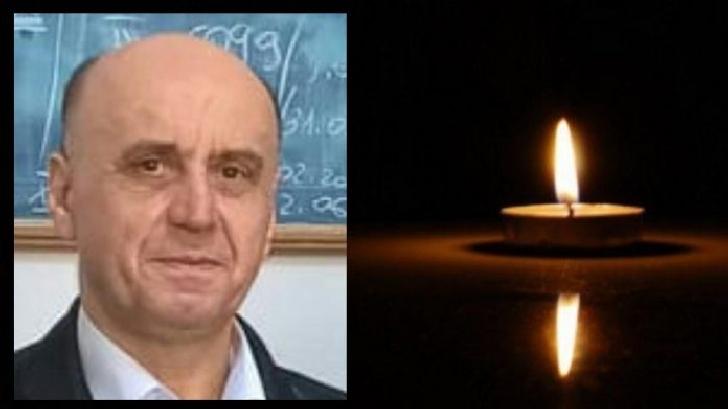 Doliu la un liceu din Ploieşti. A murit un cunoscut profesor
