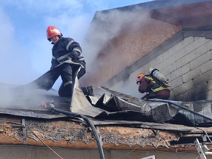 ISU PRAHOVA. Măsuri de prevenire a incendiilor la locuinţa