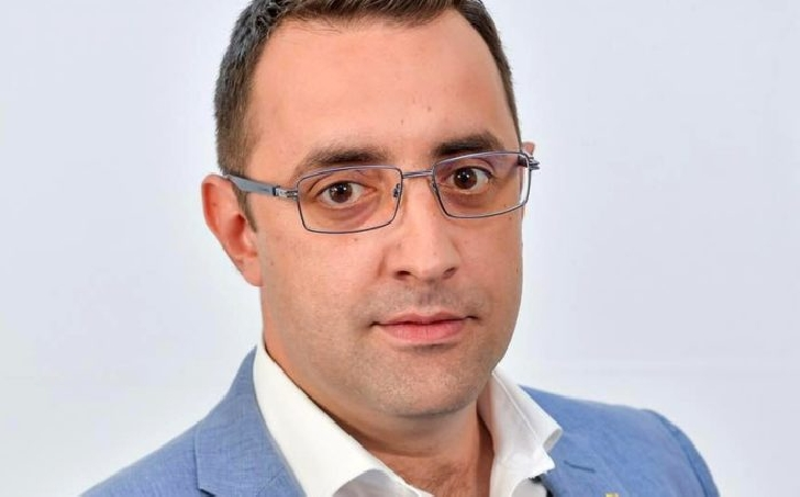 Doctorul  Sîmpălean Dan Ştefan  este noul  manager interimar al Spitalului de Pediatrie Ploieşti