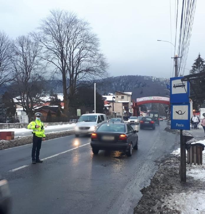 IPJ Prahova .Actiune pentru siguranţa rutieră pe DN 1