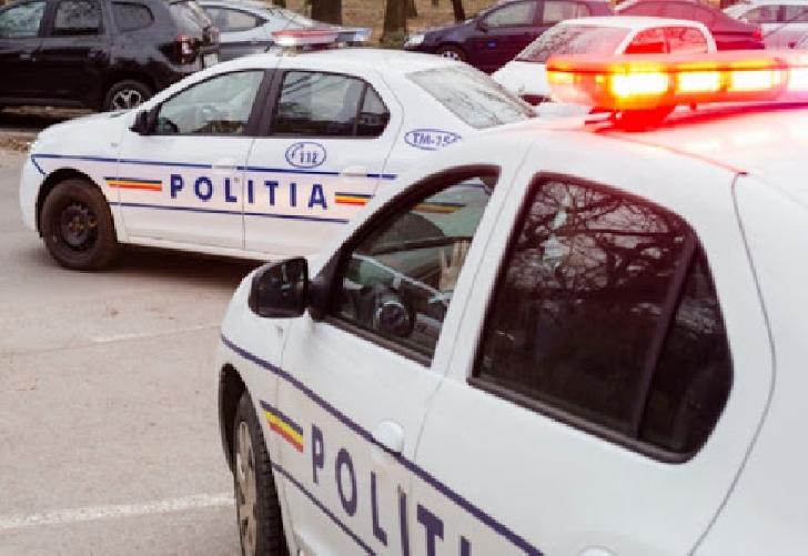 Razie a Poliţiei Rutiere Prahova în Ploieşti şi localităţile limitrofe