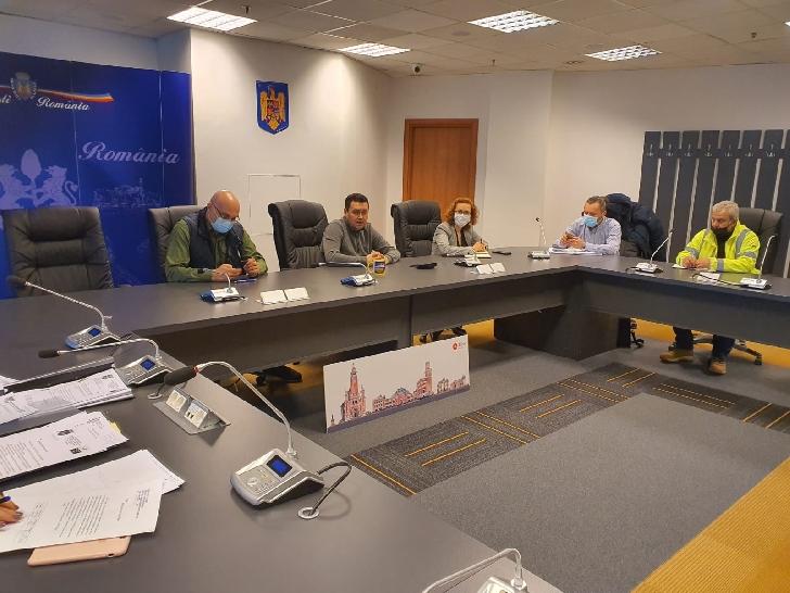 Primarul municipiului Ploieşti s-a întâlnit cu reprezentanţii Asociaţiei cartierului Mitică Apostol