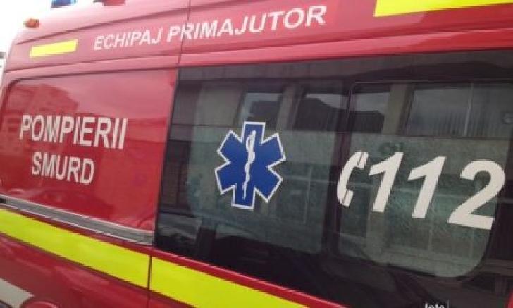 Accident rutier în zona localităţii Blejoi,între un autotren şi două