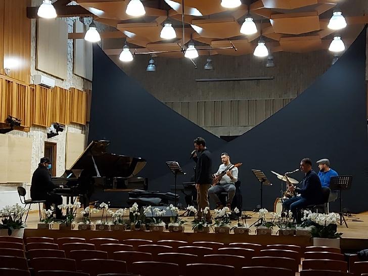 """Love Songs in Jazzy Mood a fost pe scena Filarmonicii """"Paul Constantinescu"""" Ploiesti"""