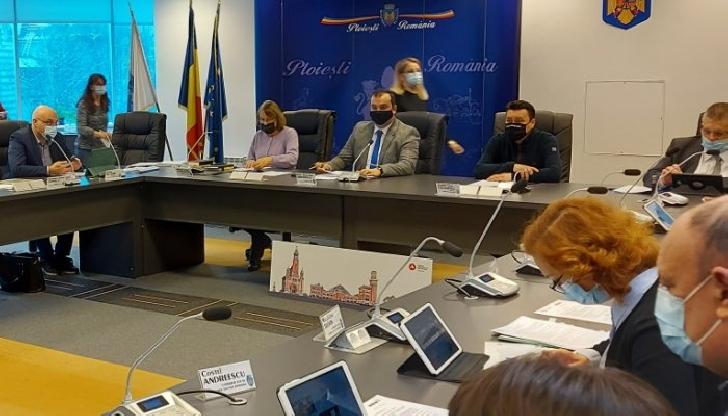Primaria Ploiesti a depus astăzi oficial la Compania Naţională de Investiţii poiectul viitorului Spital Municipal