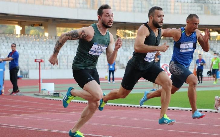 Sprinterul Petre Rezmiveş (CSM Ploiesti)  reprezintă România la Campionatul Balcanic de atletism