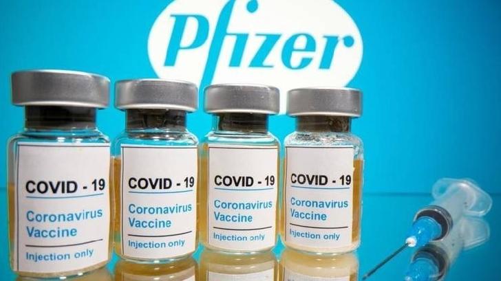 A 10-a tranşă de vaccin Pfizer BioNTech soseşte luni în România