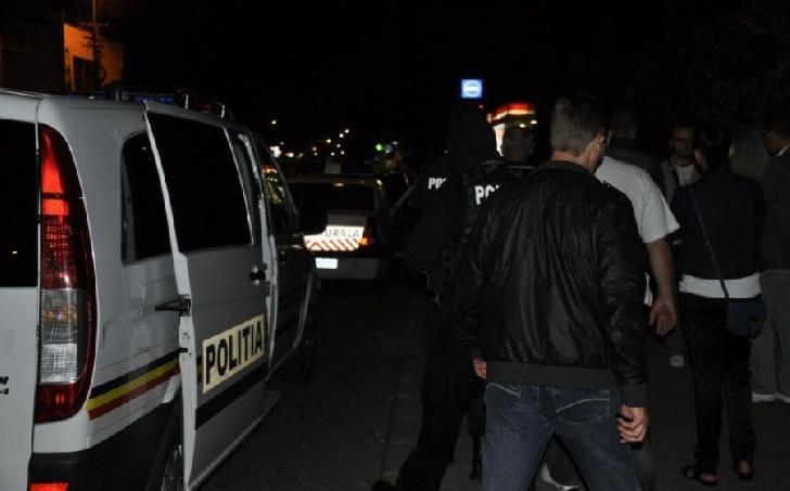 Scandal, noaptea trecută, pe o stradă din Ploieşti
