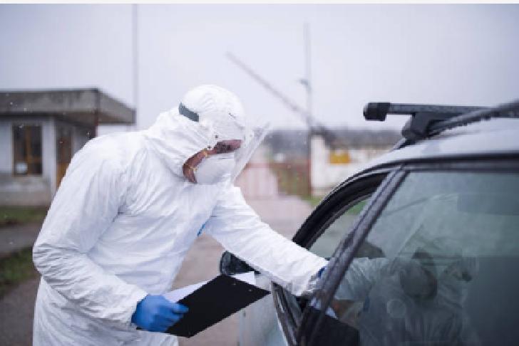 In Prahova sunt restricţii în cinci comune şi un oraş, rata de infectare cu Sars Cov 2  este  între 1,5 şi 3/1.000 de locuitori