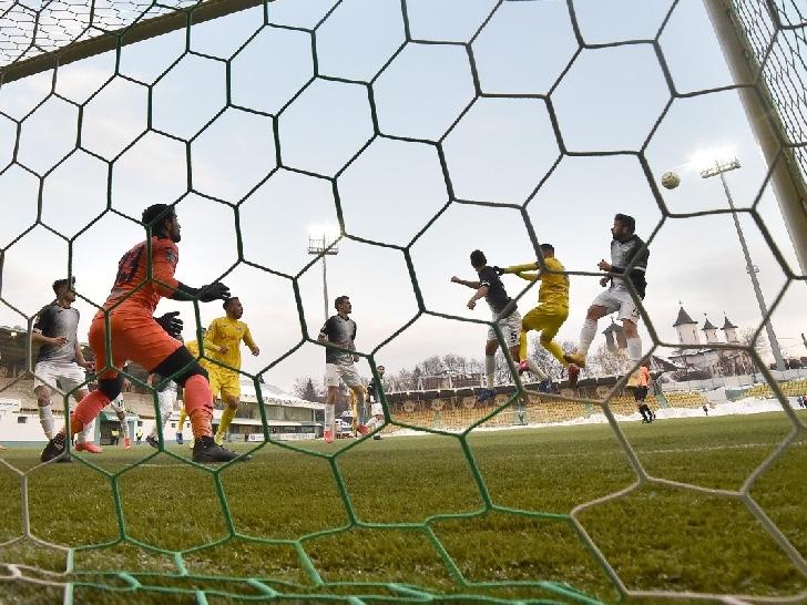 Doar egal la Chiajna . Concordia Chiajna-Petrolul Ploiesti 0-0