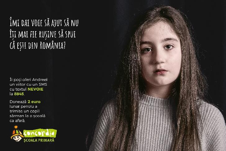 """""""ÎMI DAI VOIE?"""" - Copiii din medii vulnerabile cer dreptul la educaţie"""