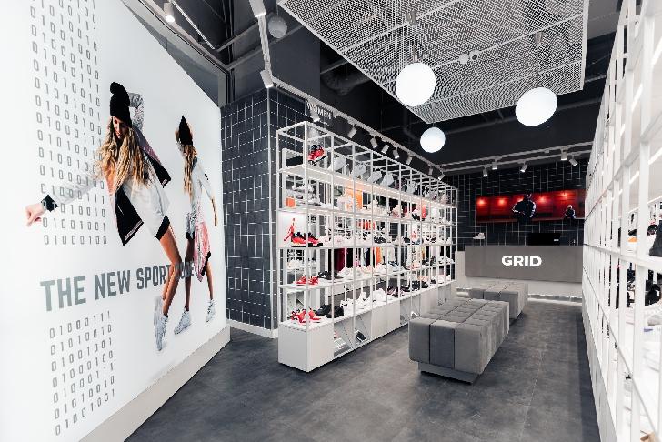 Brandul românesc GRID a inaugurat magazinul din incinta Ploieşti Shopping City