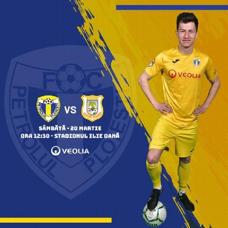 Cumpara un bilet virtual la meciul PETROLUL PLOIESTI-CS Mioveni si ajuta Academia de Copii şi Juniori