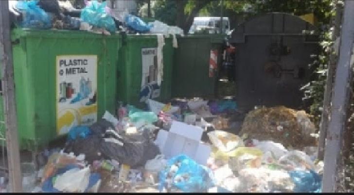 Primaria Ploiesti a amendat Rosal Grup si solicita  operatorului de salubritate sa-si reia activitatea la normal