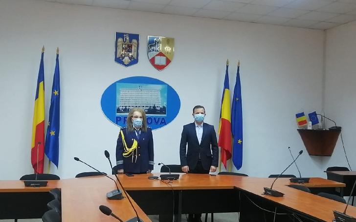 Prefectura Prahova marchează ZIUA PAŞAPORTULUI ROMÂNESC