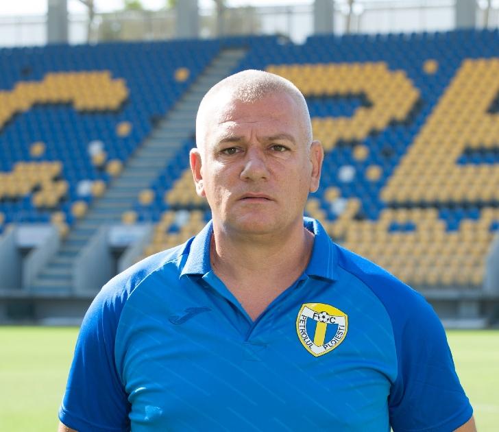 Octavian Grigore va antrena echipa Petrolul Ploieşti la meciul cu U  Cluj Napoca