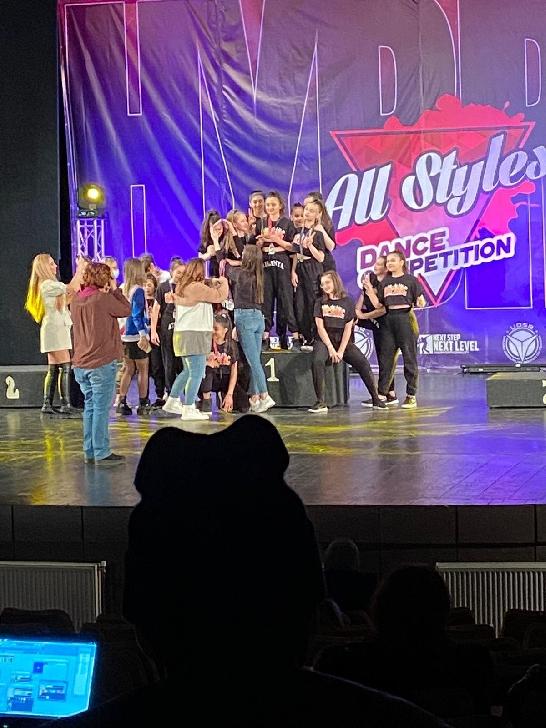 Şcoala de dans Studio Elite Dance Ploiesti a câştigat premii importante la All Styles Dance Competition 2021