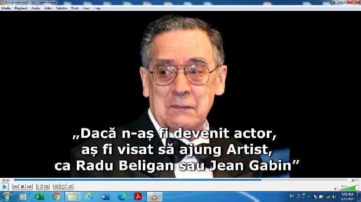 """De Ziua Internationala a Teatrului ,Asociaţia """"Tinerii Voluntari"""" a lansat proiectul """"Stele printre stele """""""