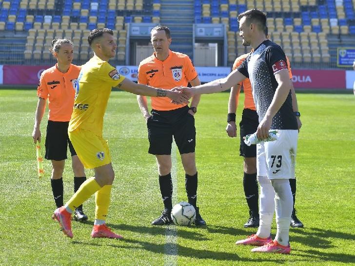Infrangere cu Chiajna,in a 2 a etapa din play out. Petrolul Ploiesti-Concordia Chiajna 0-1