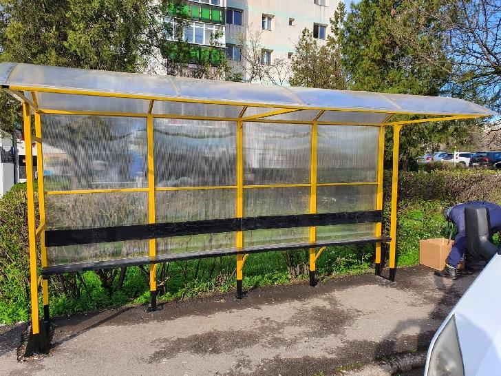 Primăria Municipiului Ploieşti, prin TCE , a demarat activităţi de reparare şi igienizare la nivelul staţiilor pentru transportul public local