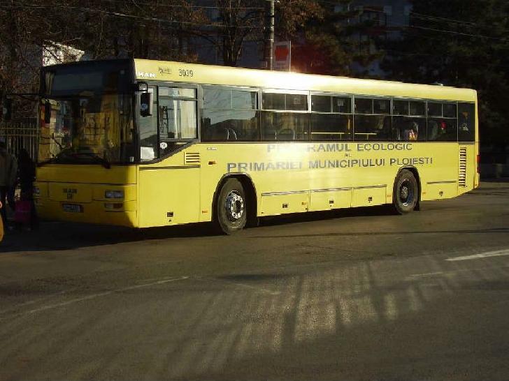 ANUNT TCE Ploiesti !Programul  transportului public in perioada sarbatorilor pascale