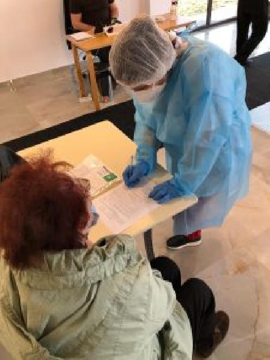 Informare de presă privind situaţia COVID-19 şi a vaccinării anti SARS-CoV-2, în Prahova, 22 aprilie 2021