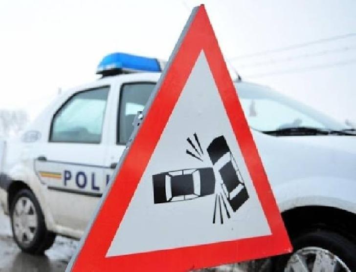 Accident rutier pe strada Bobâlna din Ploieşti