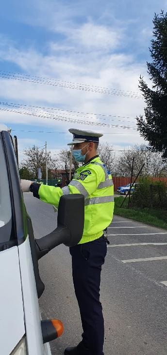 IJP Prahova.Acţiune pentru prevenirea şi combaterea abaterilor la regimul rutier