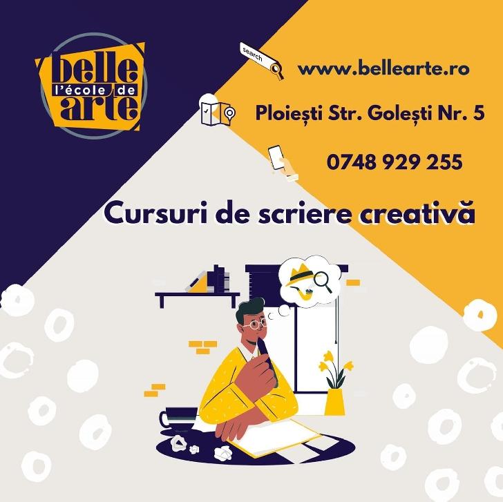 START atelierelor de Scriere Creativa  dedicate copiilor şi tinerilor din Ploieşti