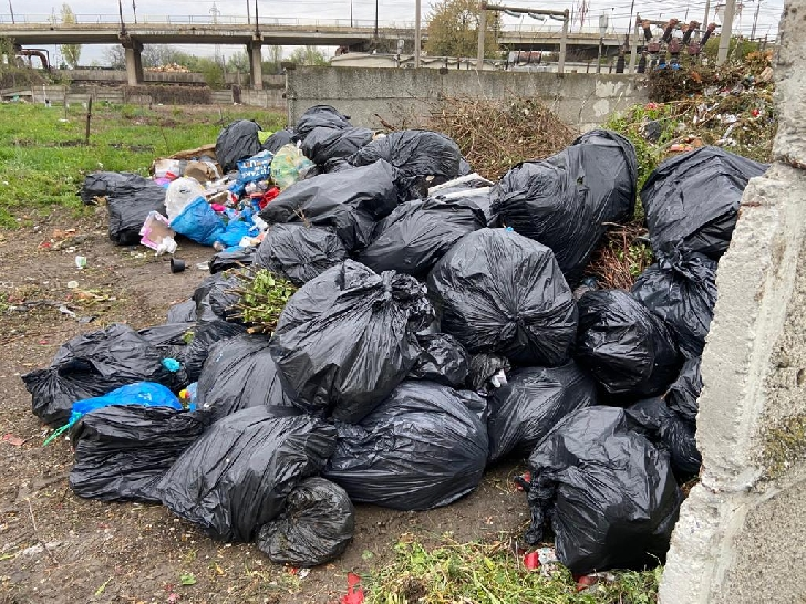 250 voluntari au făcut Ploieştiul mai curat (foto-video)