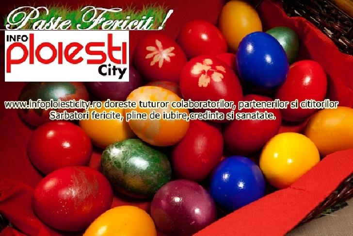 www.infoploiesticity.ro vă urează un Paşte binecuvântat