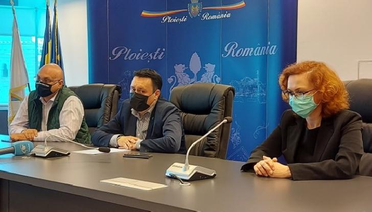 Comitetul Local pentru Situaţii de Urgenţă Ploieşti solicită acordul Prefecturii Prahova  pentru declararea stării de alertă pe teritoriul orasului