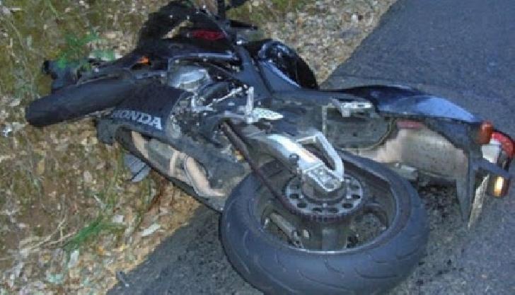 Accident grav la Posada. Un motociclist a intrat în coliziune cu un autoturism