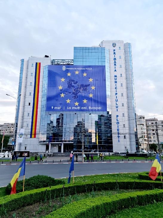 Ziua Europei a fost  marcata la Ploiesti