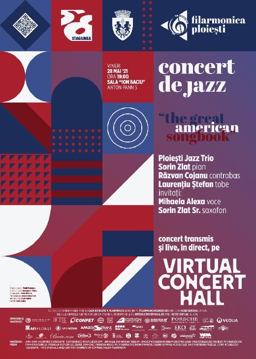 """Ploieşti Jazz Trio revine pe scena Filarmonicii  """"Paul Constantinescu"""""""