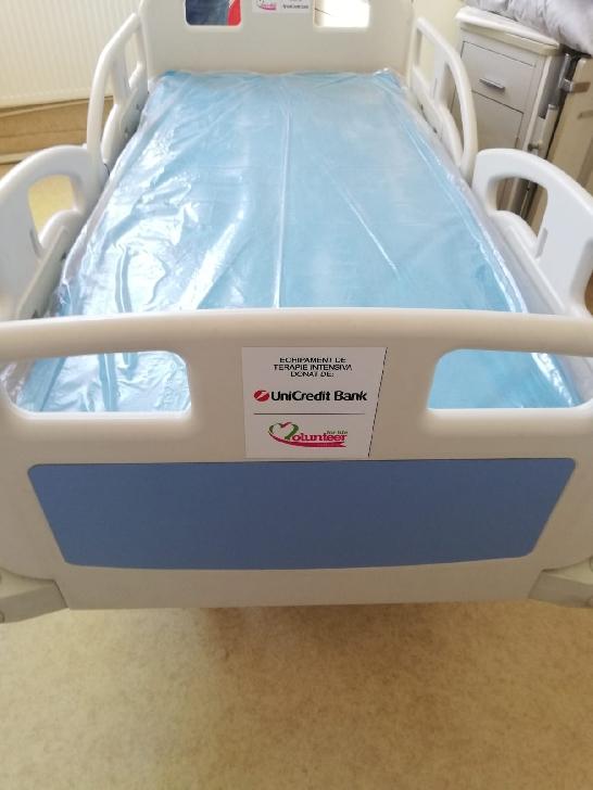 20 de paturi noi au ajuns în secţiile Spitalului de Pediatrie si  Spitalului Municipal Ploieşti