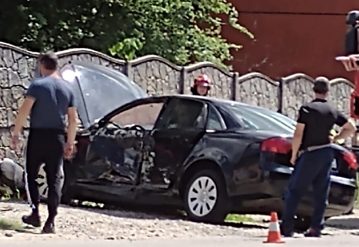 Accident rutier grav în Urlaţi. Un motociclist a decedat în urma unui impact cu un autoturism