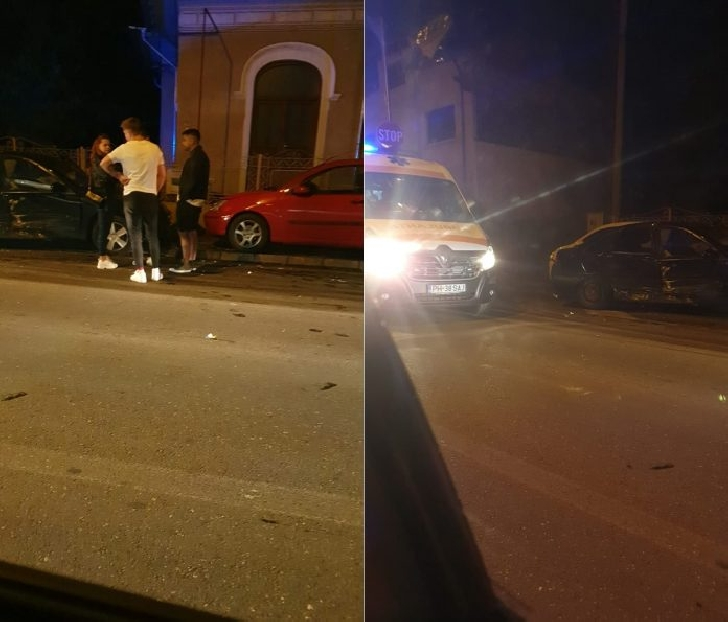 Noaptea trecută în Ploieşti au avut loc două accidente rutier. Doi tineri au fost răniţi, un şofer a fost la un pas de comă alcoolică