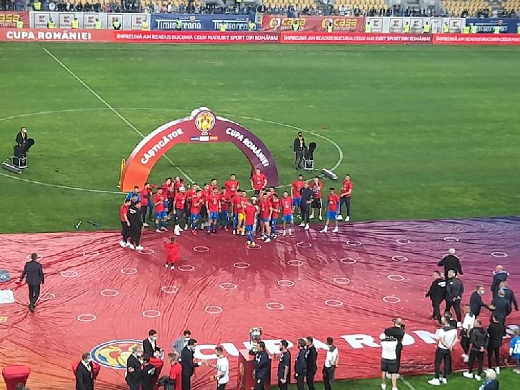 Universitatea Craiova a câştigat Cupa României, la Ploieşti (foto-video)