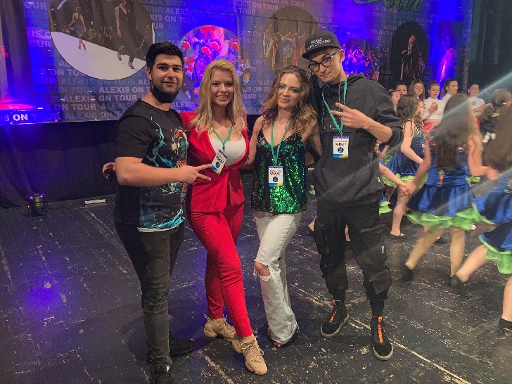 "EXCLUSIV. Şcoala de dans Studio Elite Dance a câştigat 5 premii ( categoria MTV comercial) la Concursul Naţional de dans ""Alexis on Tour"" 2021 (video)"